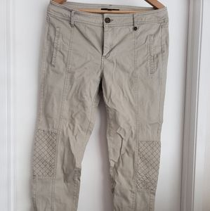MNG Light Tan Pants
